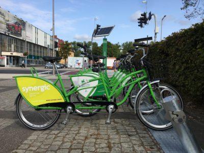 (Polski) Zielonogórski Rower Miejski kończy sezon z imponującymi wynikami